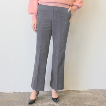 AURALEE(オーラリー) WASHED CORDUROY FLARE SLACKS_A9AP04FN【K】