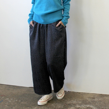 TOUJOURS(トゥジュー)Relax Pants【K】_TM31QP04