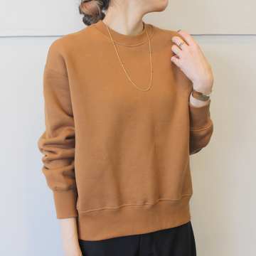 YLÉVE(イレーヴ) FINE COTTON FLEECE P/O_168-9266002【K】