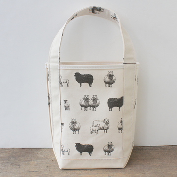 TEMBEA(テンベア)BAGUET TOTE S(SHEEP/NATURAL)【K】