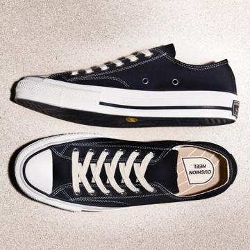 CONVERSE ADDICT(コンバース アディクト) CHUCK TAYLOR CANVAS OX:BLACK-BLACK-