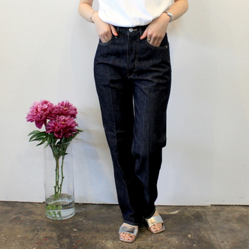 AURALEE(オーラリー) 【20SS】HARD TWIST DENIM 5P PANTS_A20SP05DM【Z】