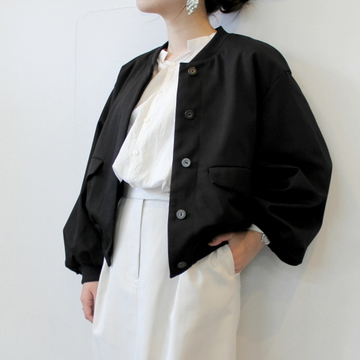 【30% off sale】humoresque(ユーモレスク)【20 AW】Blouson(2色展開)_IA2503【K】
