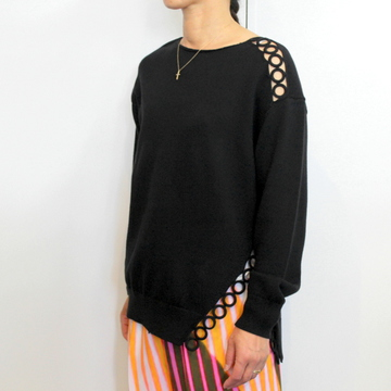 DRIES VAN NOTEN(ドリスヴァンノッテン) NEWS 2705 W.K.SWEATER_211-11286-2705【K】