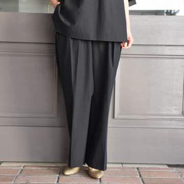 AURALEE(オーラリー)WADHED FINX RIPSTOP CHAMBRAY BELTED PANTS #A21SP07FL