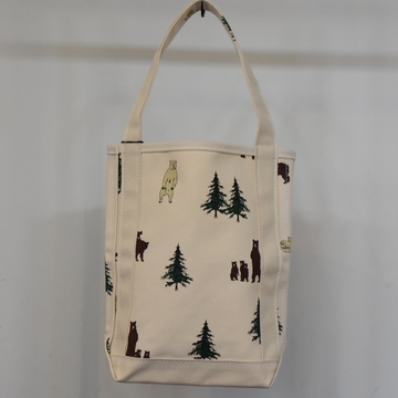 TEMBEA(テンベア) BAGUET TOTE S  BEAR/NATURAL【K】