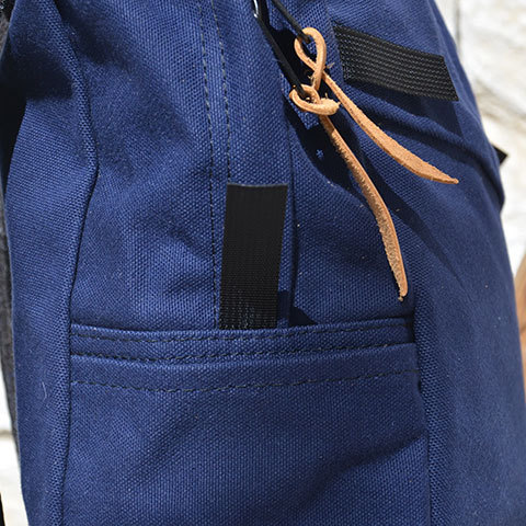 Altadena Works(アルタデナワークス) 801 Daypack(canvas) -Navy Acorn- 【Z】(10)