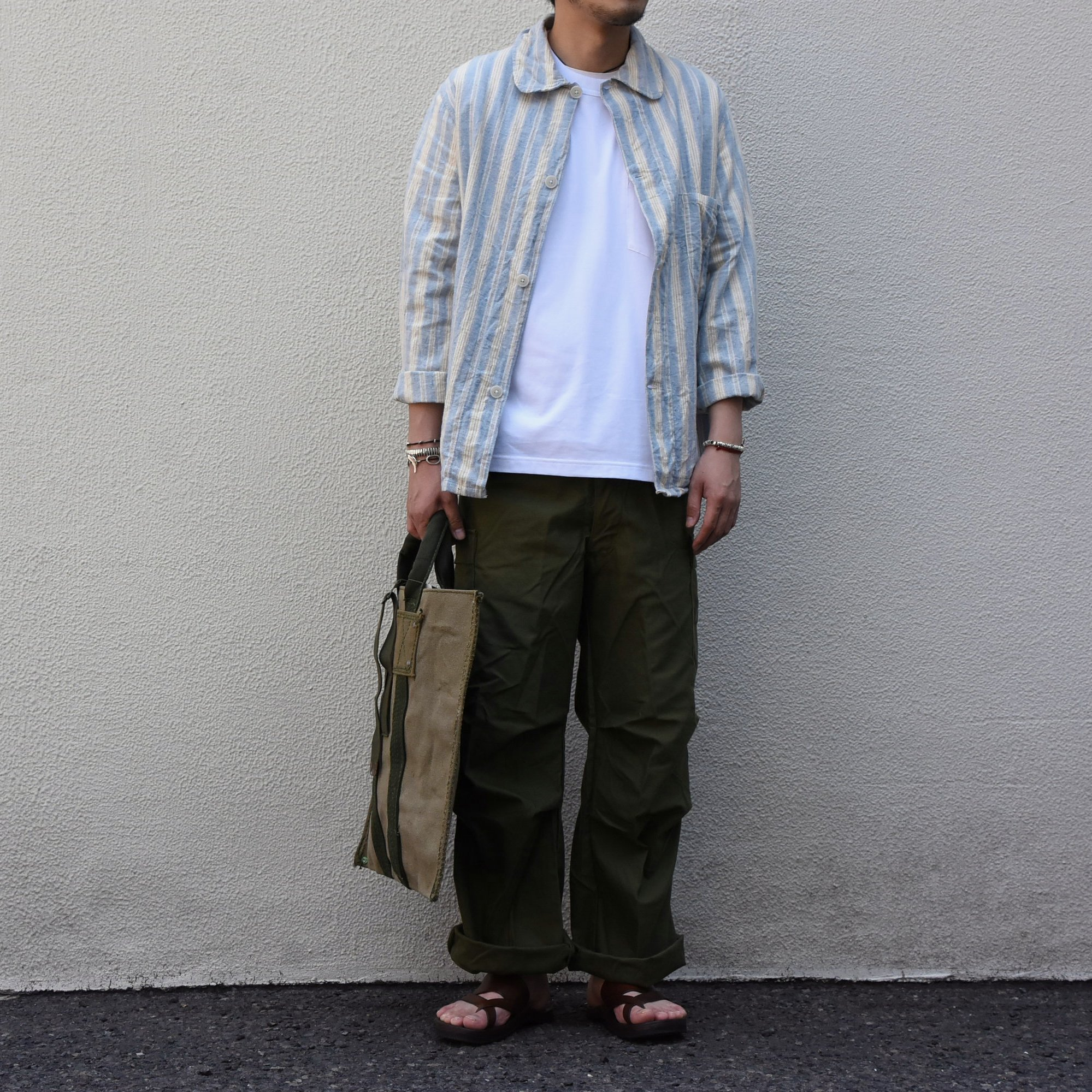 Dead Stock(デッドストック) /US ARMY M-65 FIELD PANTS -OD-(10)
