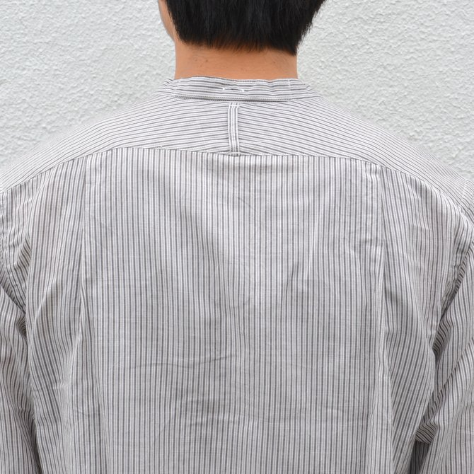 【40% off sale】MOJITO(モヒート)/ CLARENCESHIRT Bar.4.0 -(11)LT.GRY- #2071-1106(10)