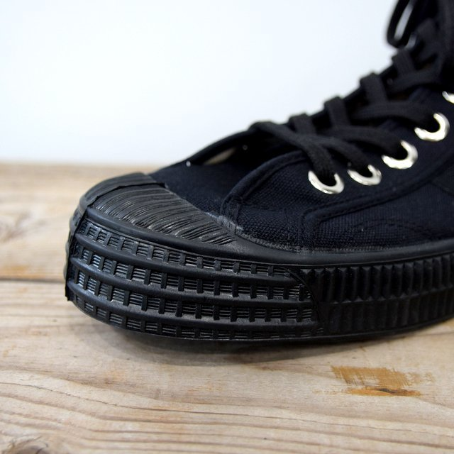 Dead Stock(デッドストック)/ CZECH ARMY HI-CUT -BLACK- #MILITARY140(10)