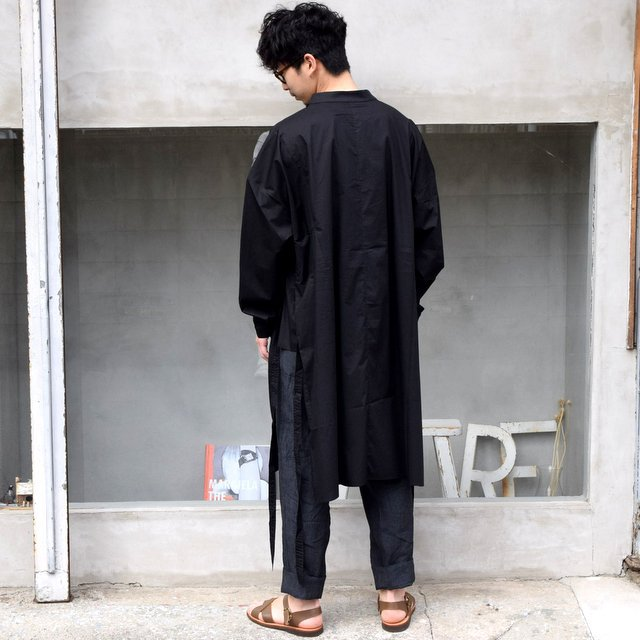 toogood(トゥーグッド) / THE STONEMASON TROUSER -CHARCOAL-(10)