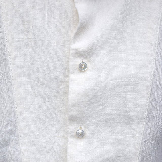 SUS-SOUS (シュス)/ DRESS SHIRTS -OFF WHITE- #05-SS-023-14(10)