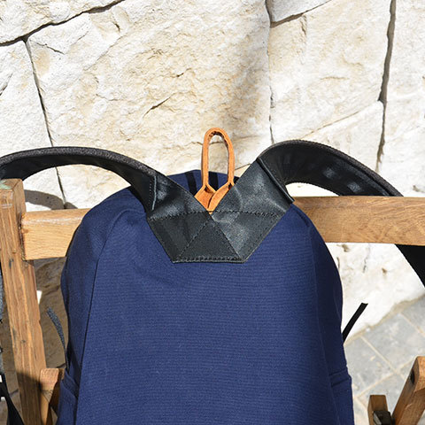 Altadena Works(アルタデナワークス) 801 Daypack(canvas) -Navy Acorn- 【Z】(11)