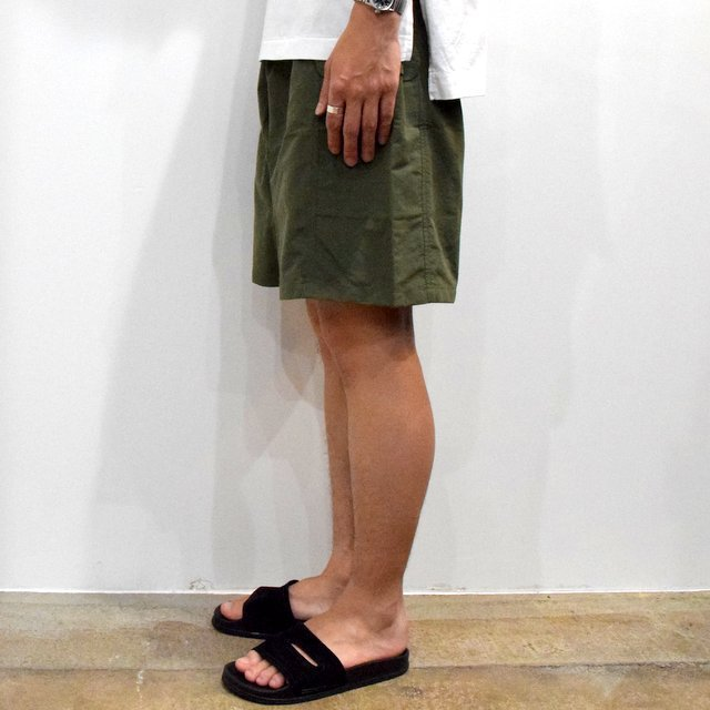 REPRODUCTION OF FOUND(リプロダクション オブ ファウンド)/ GERMAN MILITARY SANDALS -BLACK- #1738L(11)