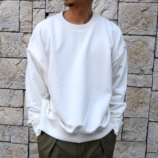 【2020 SS】YOKE(ヨーク)/OVERSIZED PIPING SWEAT -3色展開- #YK20SS0107CS(11)