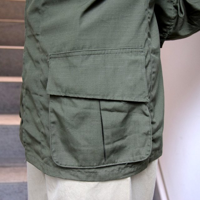 DEAD STOCK(デッドストック)/ 60s US ARMY ''JUNGLE FATIGUE JACKET'' 4th -OLIVE- #MILITARY265(11)