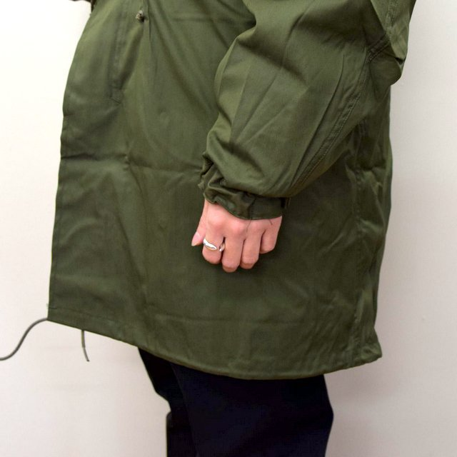 DEAD STOCK(デッドストック)/ US ARMY FISHTAIL PARKA -OLIVE- (11)