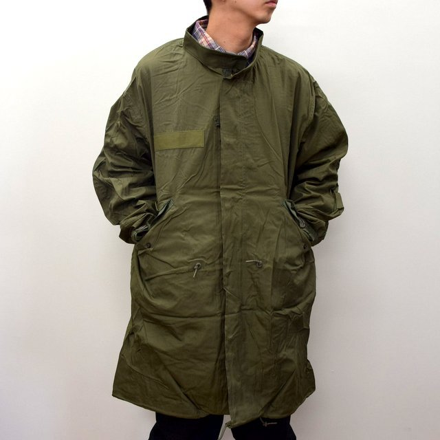 DEAD STOCK(デッドストック)/ US ARMY FISHTAIL PARKA -OLIVE- (12)