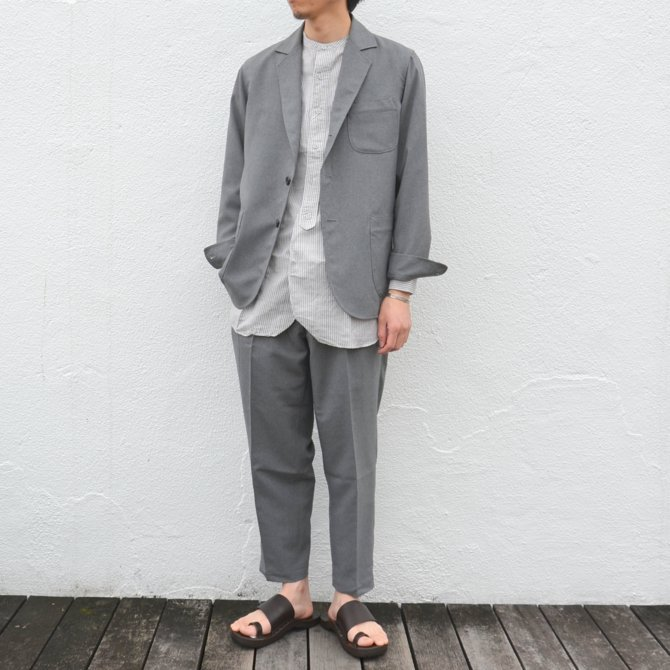 【40% off sale】MOJITO(モヒート)/ CLARENCESHIRT Bar.4.0 -(11)LT.GRY- #2071-1106(13)