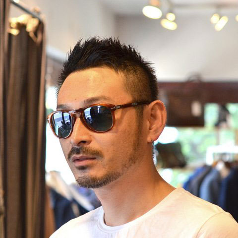 Persol(ペルソール) 714-SM -96/S3(CLEAR BROWN)- (1)