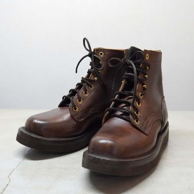 GRIZZLY BOOTS(グリズリー ブーツ) BLACK BEAR -HORWEEN BROWN-(1)