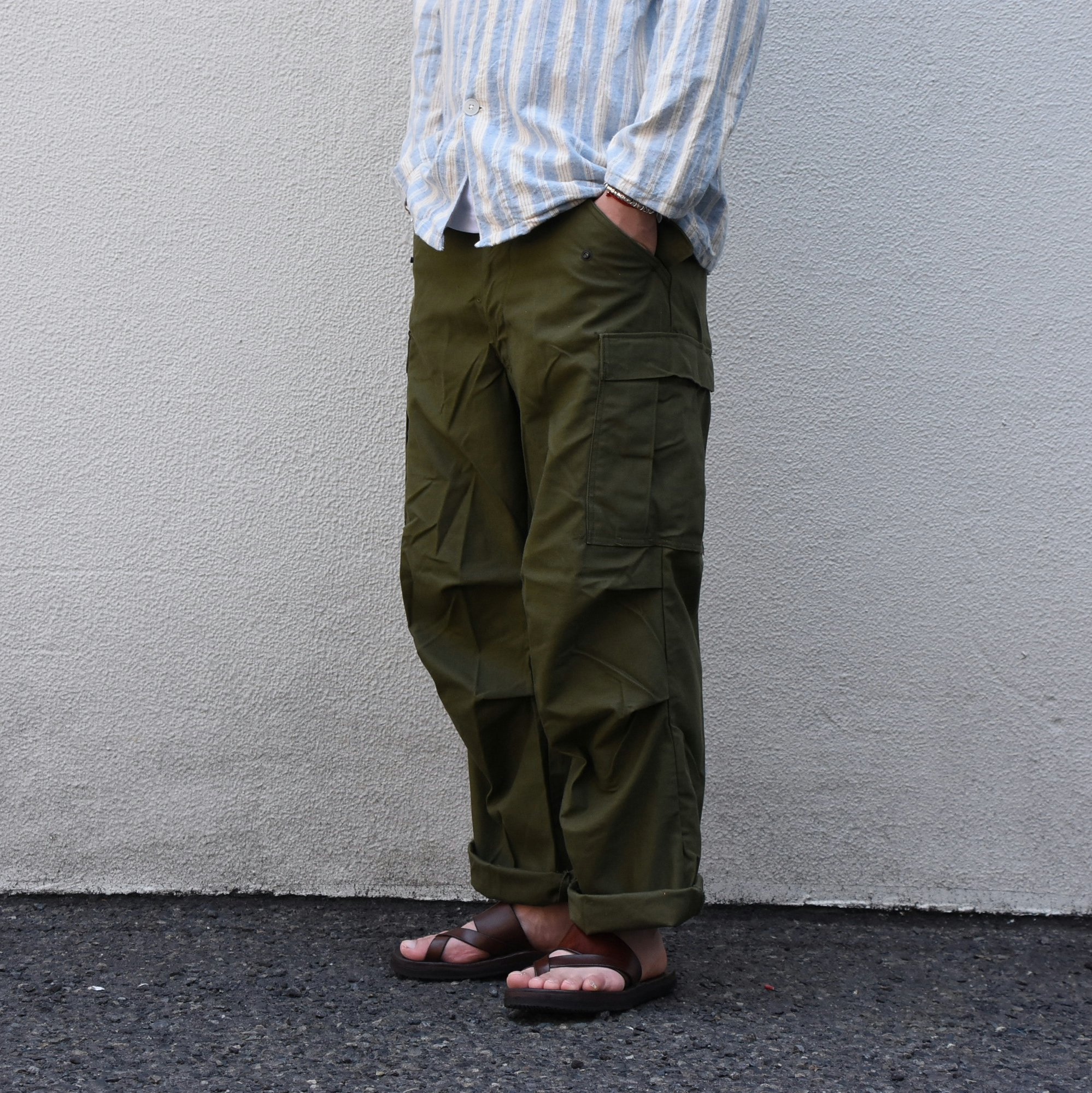 Dead Stock(デッドストック) /US ARMY M-65 FIELD PANTS -OD-(1)