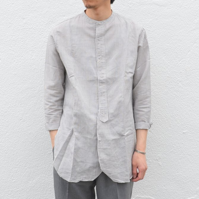 【40% off sale】MOJITO(モヒート)/ CLARENCESHIRT Bar.4.0 -(11)LT.GRY- #2071-1106(1)