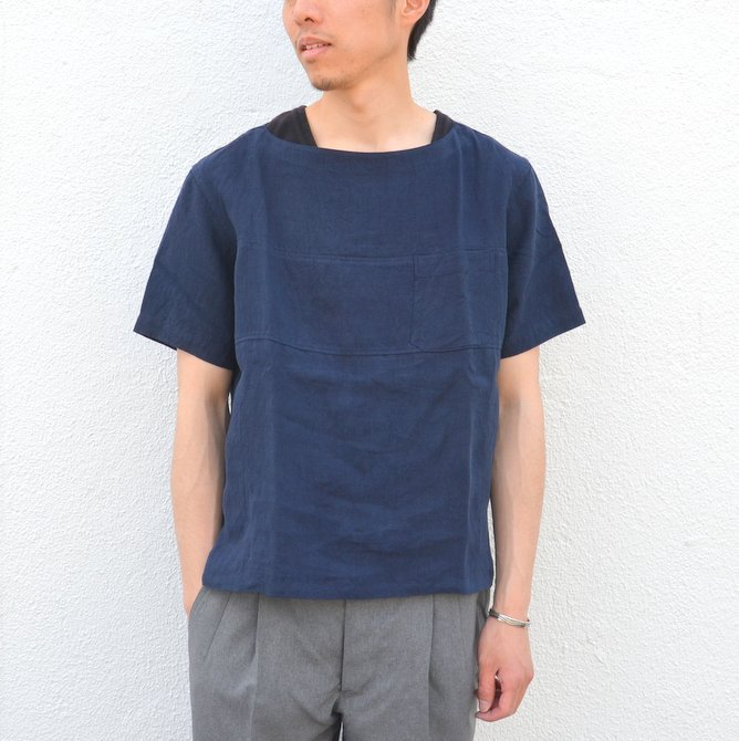 【40% off sale】MOJITO(モヒート)/ WHITH BUMBY TEE -(79)NAVY- #2071-1701(1)