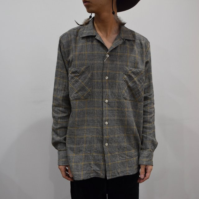 【30% OFF】 MOJITO(モヒート)/ ABSHINTH SHIRT Bar.2.0 -HOUNDS TOOTH (59)- #2094-1101(1)
