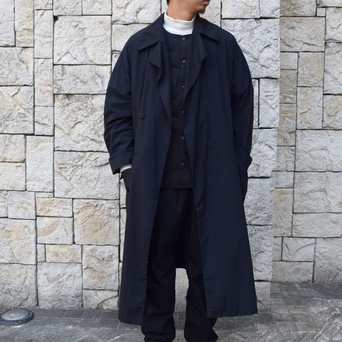 【2018 AW】 TEATORA(テアトラ)/Device Coat Packable -NAVY- TT-102-P(1)