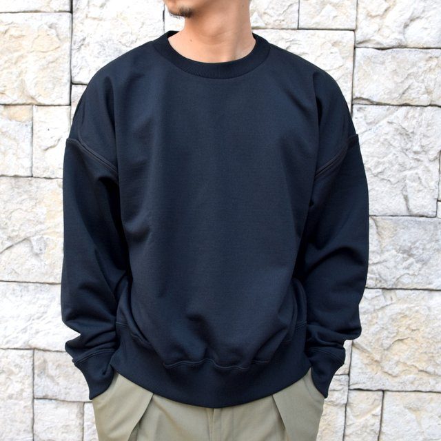 【2020 SS】YOKE(ヨーク)/OVERSIZED PIPING SWEAT -3色展開- #YK20SS0107CS(1)