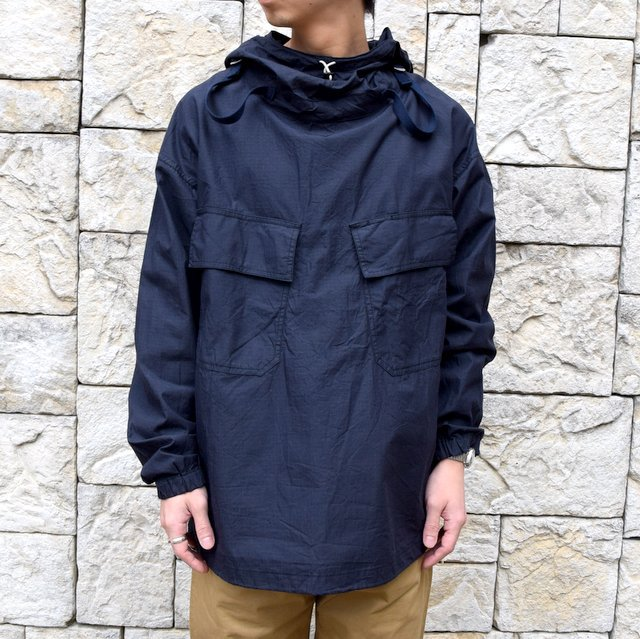 【2020 SS】 A VONTADE(ア ボンタージ)/ SALVADGE PARKA -INK- #VTD-0404-JK(1)