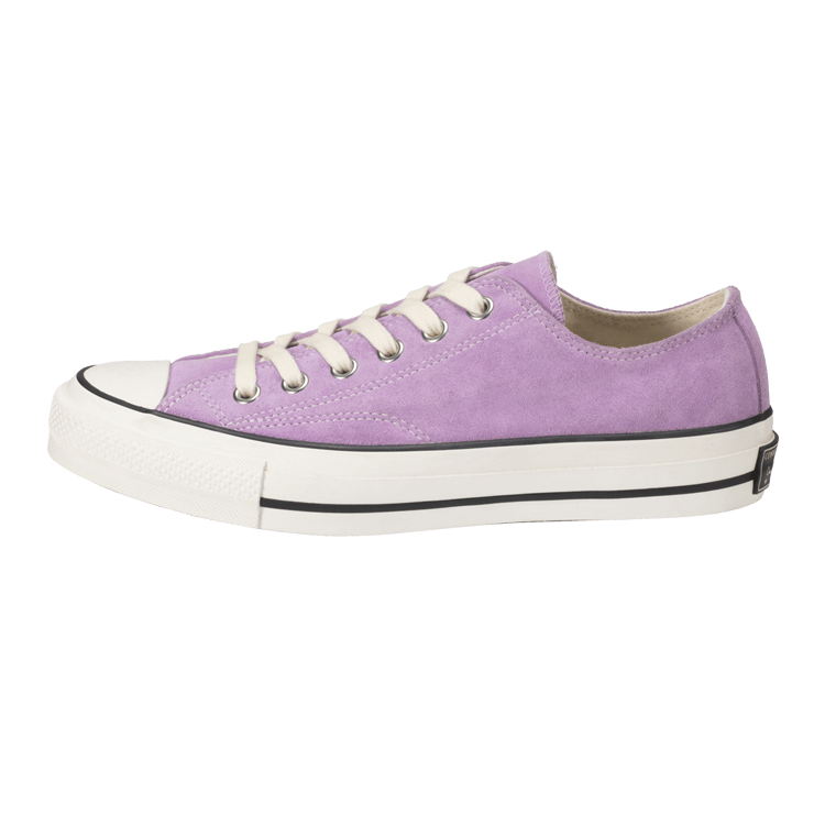 CONVERSE ADDICT(コンバース アディクト) CHUCK TAYLOR SUEDE OX -LILAC-(1)