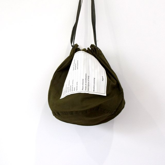 Dead Stock(デッドストック)/ PERSONAL EFFECTS BAG -OLIVE- #000027481(1)