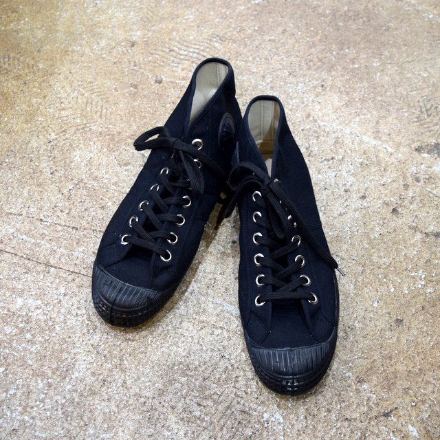 Dead Stock(デッドストック)/ CZECH ARMY HI-CUT -BLACK- #MILITARY140(1)
