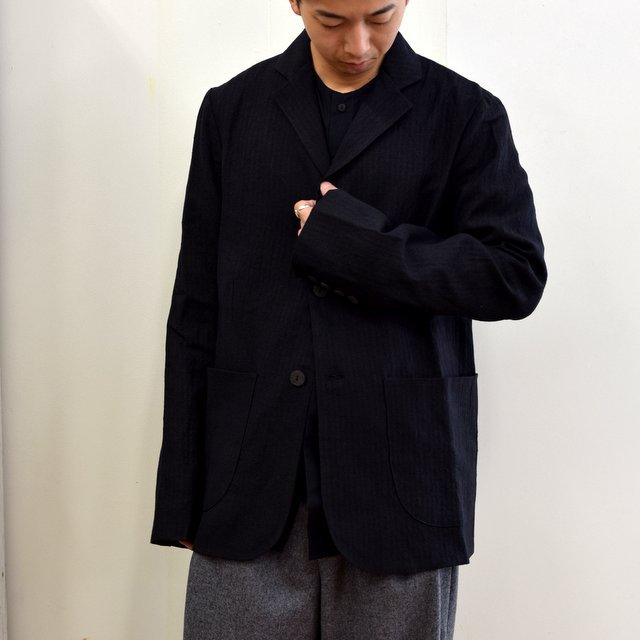 toogood(トゥーグッド)/ THE METAL WORKER JACKET WOOL HERRINGBON -FLINT- #62011100E(1)