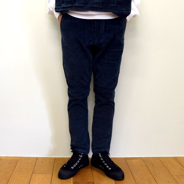 BROWN by 2-tacs (ブラウンバイツータックス)/ TAPERED -CUT INDIGO- #B24-P001(1)
