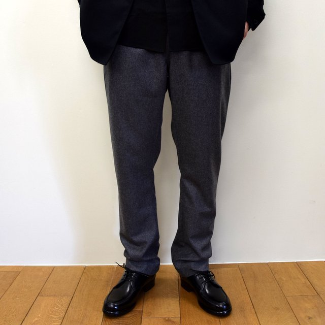 山内 (やまうち)/ No Mule Thing Wool Easy Pants 20a65-A(1)