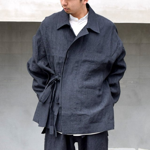 toogood(トゥーグッド)/ GLASSBLOWER JACKET -CHARCOAL-(1)
