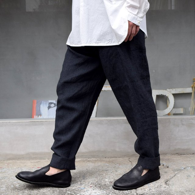 toogood(トゥーグッド) / THE STONEMASON TROUSER -CHARCOAL-(1)
