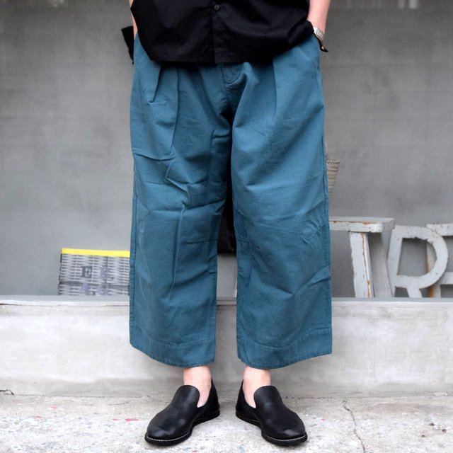 toogood(トゥーグッド) / THE TINKER TROUSER CANVAS -FOG- (1)