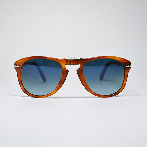 Persol(ペルソール) 714-SM -96/S3(CLEAR BROWN)- (2)