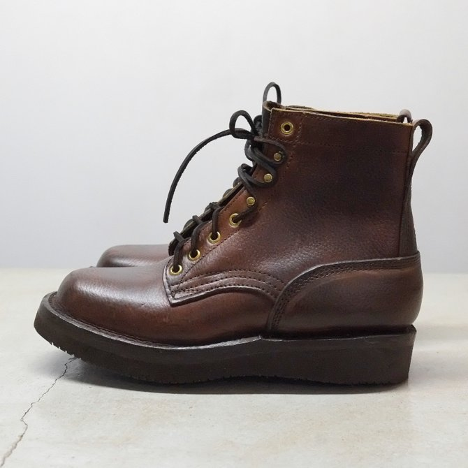 GRIZZLY BOOTS(グリズリー ブーツ) BLACK BEAR -HORWEEN BROWN-(2)