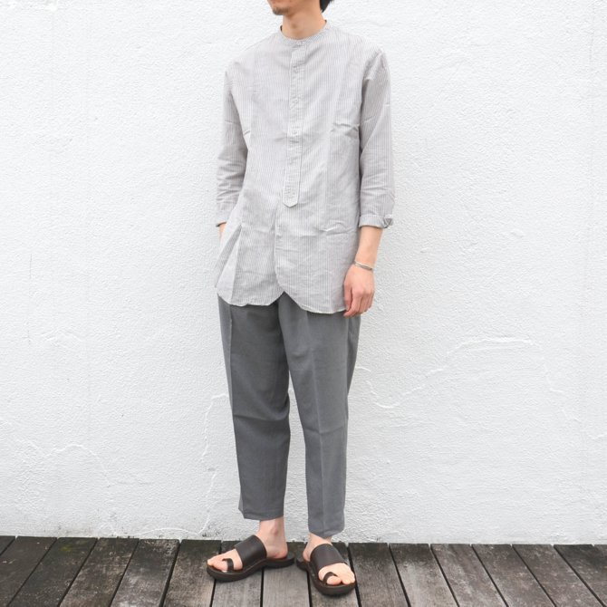 【40% off sale】MOJITO(モヒート)/ CLARENCESHIRT Bar.4.0 -(11)LT.GRY- #2071-1106(2)