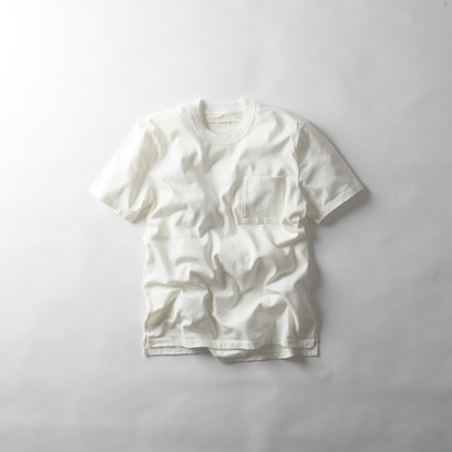 【17 SS】Curly(カーリー) BRIGHT SS POCKET TEE -2色展開- #172-04041(2)