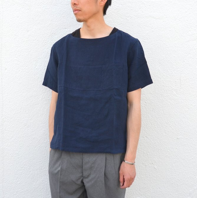 【40% off sale】MOJITO(モヒート)/ WHITH BUMBY TEE -(79)NAVY- #2071-1701(2)