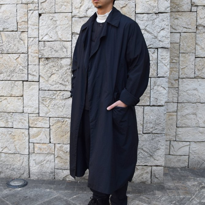 【2018 AW】 TEATORA(テアトラ)/Device Coat Packable -NAVY- TT-102-P(2)