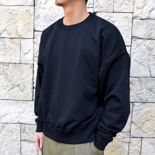 【2020 SS】YOKE(ヨーク)/OVERSIZED PIPING SWEAT -3色展開- #YK20SS0107CS(2)