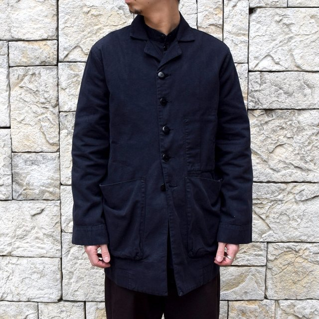 【2020 SS】 toogood(トゥーグッド)/ THE PHOTOGRAPHER JACKET CANVAS -FLINT-(2)