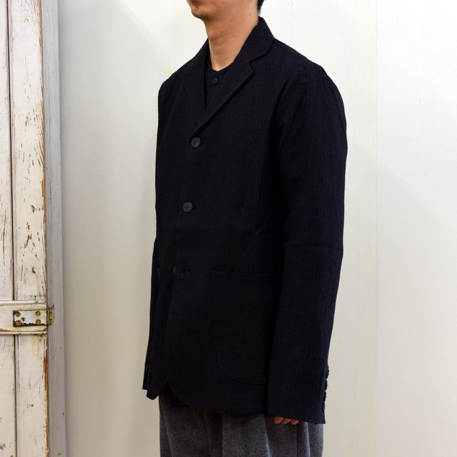 toogood(トゥーグッド)/ THE METAL WORKER JACKET WOOL HERRINGBON -FLINT- #62011100E(2)
